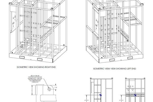 (28) DNV Certified BOP Skid Design