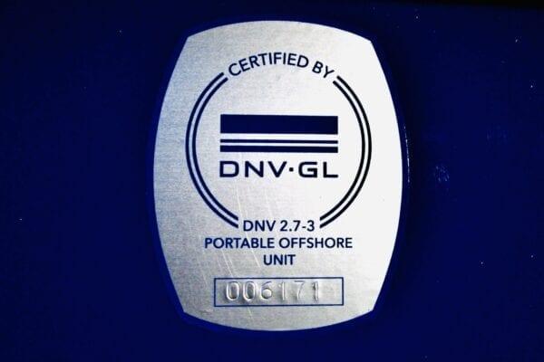 29 DNV GL Certification Badge