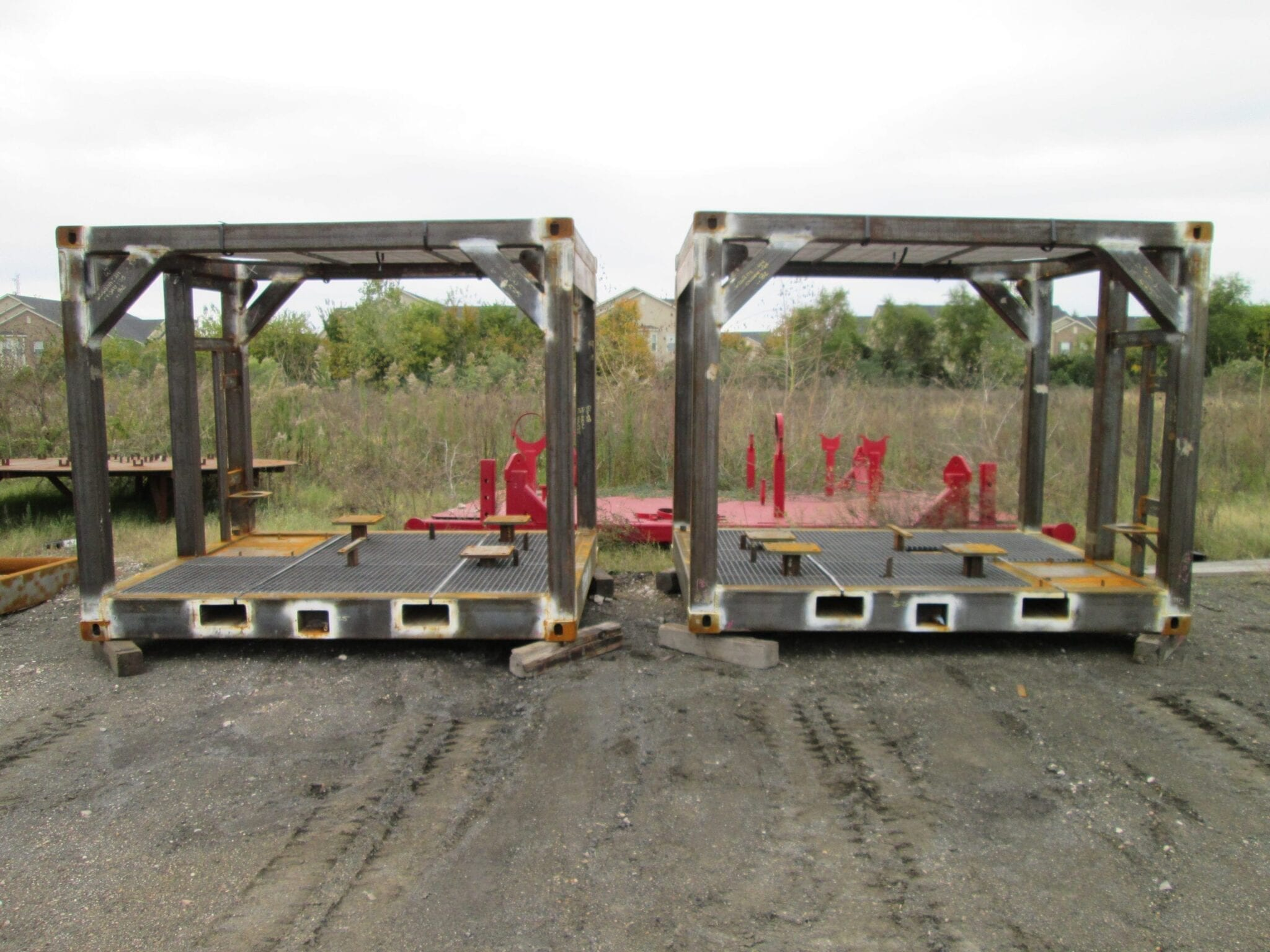 DNV 2.7-1 and DNV 2.7-3 Skids and Baskets- Spooltech