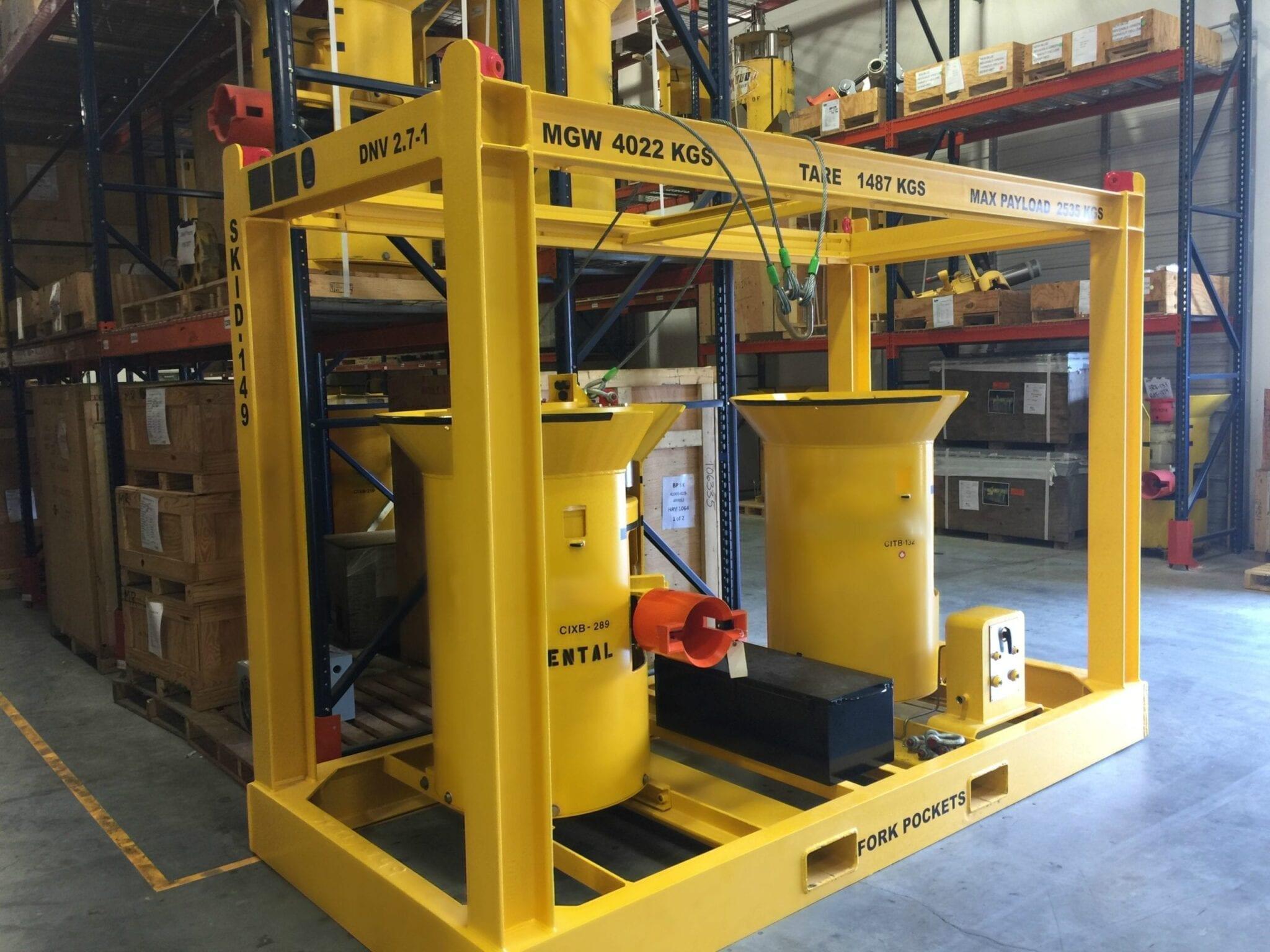 DNV Equipment Skids- Spooltech