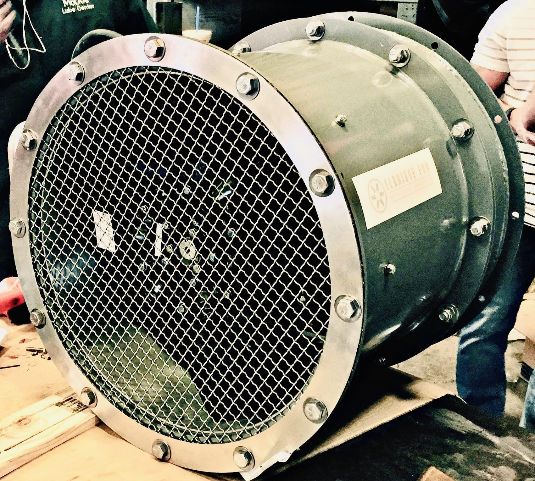 DNV certified Duct Fans | Duct Fans