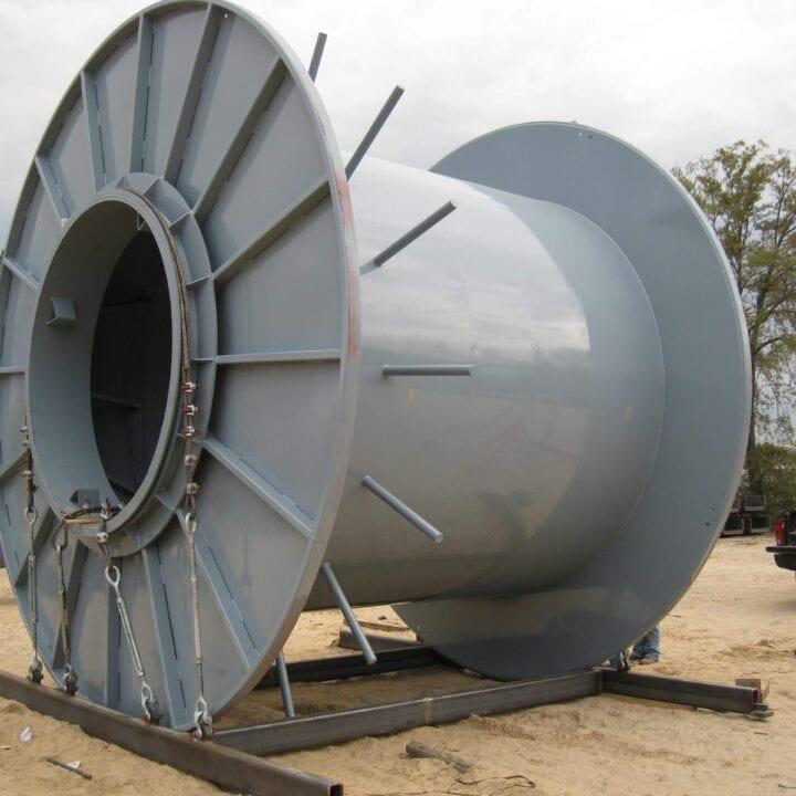 Umbilical Spool | Industrial Manufacturing