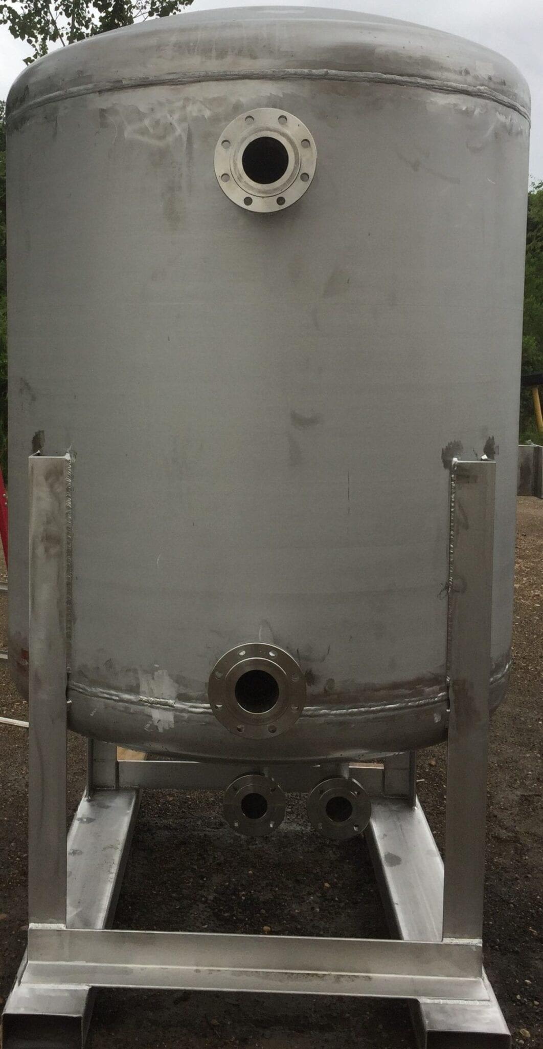Stainless Steel ASME Vessel 2