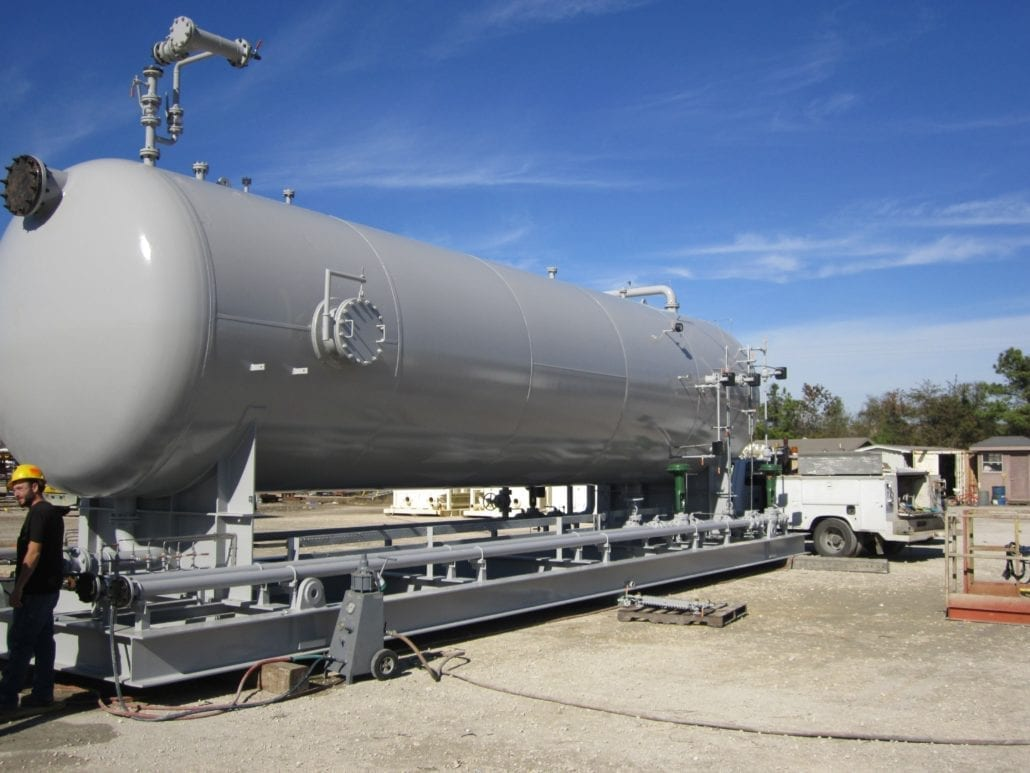 Vessel Manufacturing Houston | Arc Tank Fabrication