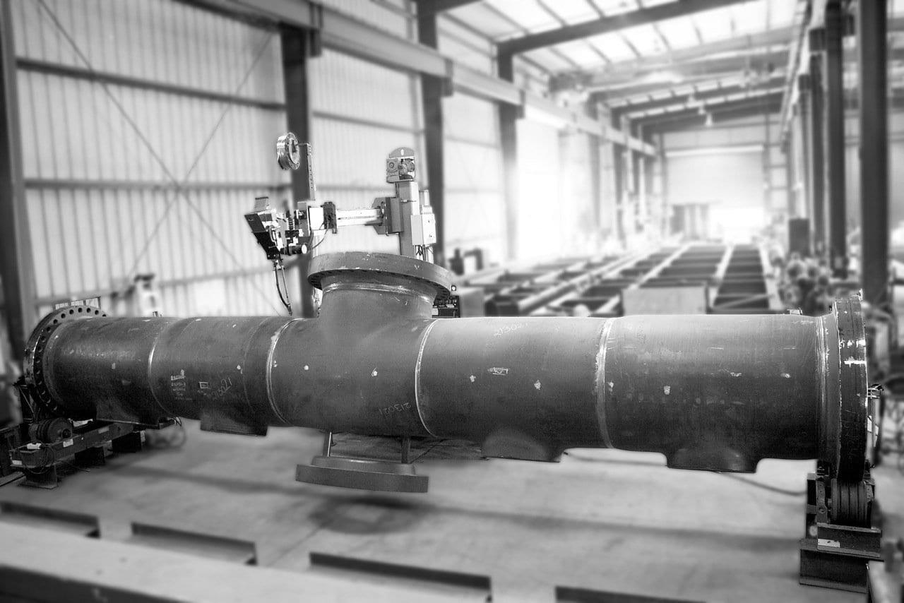 Pipe Manifolds | Wall Pipe Manifold | Piping Houston TX