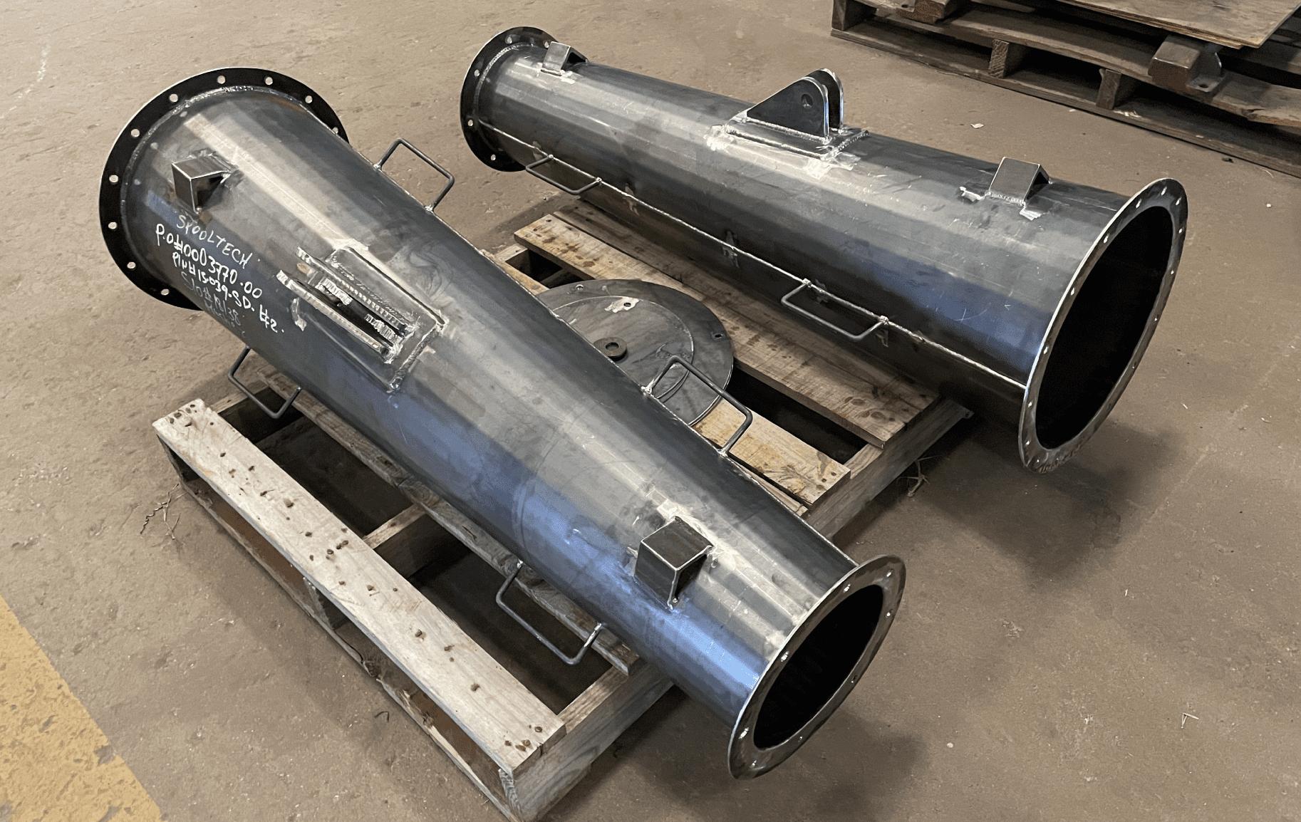 Custom Metal Fabrication | Stacks